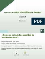 Unidades de Info - Internet 1