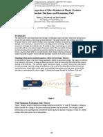 MicrowaveInspectionofFiberReinforcedPlasticProductsforAbsoluteThicknessandRemainingWall