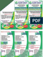 Leaflet Inden Dokter