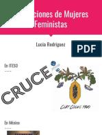13 Asociaciones Feministas.gslides