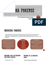 1 y 2. Medicina Forense
