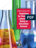 Acs Secondary Safety Guidelines
