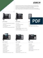Digital Phones LDP Series (Web) 20130109