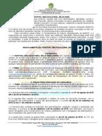 Projeto e Regulamento Do i Festival Zélia Diniz. Revisado