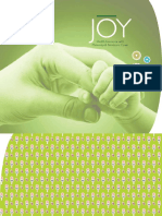 Joy (Maternity Insurance Product) Brochure