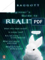 A Beginner's Guide to Reality - Jim Baggott