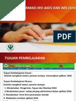 Mi.2.Sistem Informasi Hiv-Aids Dan Ims (Siha)