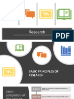 basic principles of research 30-10