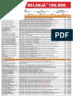 ELS Pricelist 14 September 2018