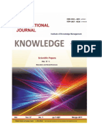 17.1 International Journal Knowledge