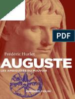 Auguste - Les Ambiguites Du Pou - Hurlet%2C Frederic
