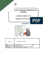 Estudios de Coordinación de Las Protecciones Por Métodos Computarizados Aplicados a La Central Gonzalo Zevallos