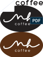 Signage MH Coffee