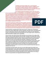 Surat Pernyataan Kelas Bahasa Mandarin (Selasa)