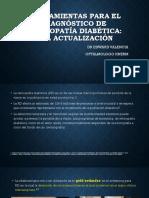 Herramientas Para El Diagnóstico de Retinopatía Diabética