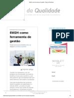 5W2H como ferramenta de gestão - Blog da Qualidade.pdf