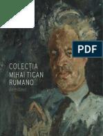 """Colecția de Artă Plastică """"Mihai Tican - Rumano"""", Berevoiești"""