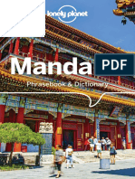 Lonely Planet Mandarin Phrasebook Amp Amp Dictionary 10th Edition