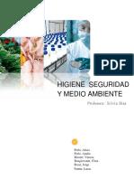 Riesgos Biologicos en los alimentos