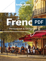 Lonely Planet French Phrasebook Amp Amp Dictionary 7th Edition
