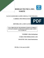 ENSAYO_ CAMBIOS DE LA EDUCACION.docx