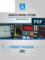 ACSYS Catalogue Russia