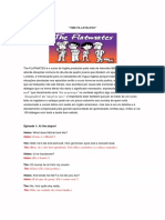 The Flatmates BBC Conversation Book PDF_OCR