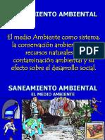 Ambiente, Contaminación e Impacto Ambiental