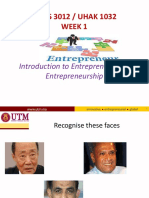 1. Concept & Principles of Entrepreneurship