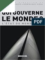 Bertrand Badie et Dominique Vidal - Qui gouverne le monde (2).epub