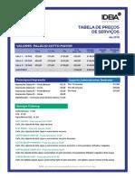 Tabela Palacio