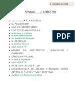 comunicacion 2do