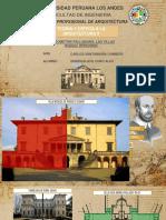 Teoria y Critica a La Arquitectura II - La Geometria Palladiana