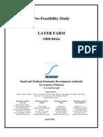 SMEDA Poultry Farm