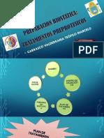 preparacion biostatica