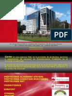 Presentacion Gartec - Equipos y Servicios