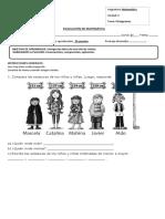 evaluacion pictogramas