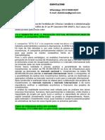 """3°e 4° SEMESTRE 2018 - 2  PRODUÇÃO TEXTUAL INTERDISCIPLINAR EM GRUPO - A companhia """"GFIN S.A"""""""