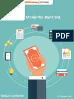 Kotak Mahindra Bank 051118