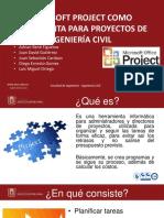 Microsoft Proyect (Terminado)