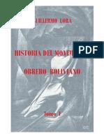 Guillermo Lora