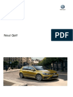 03 Lista de Pret Golf