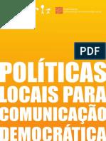 Intervozes - Políticas Locais de Comunicação - Interdoc018plpcdbr