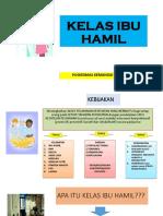 KELAS IBU HAMIL TANGGAL 15 FEBRUARI 2018.pptx
