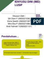 111994565-Asi-Eksklusif-Dan-Inisiasi-Menyusu-Dini-Imd.ppt