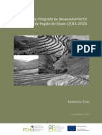 Estratégia Integrada de Desenvolvimento Territorial da Região do Douro (2014-2020)
