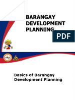 Brgy Devt Planning