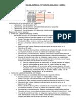 Resumen Del Curso de Topografia Geologica y Minera