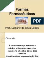 Formas Farmacêuticastransparências 1