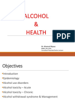 03 - Alcohol and Health
